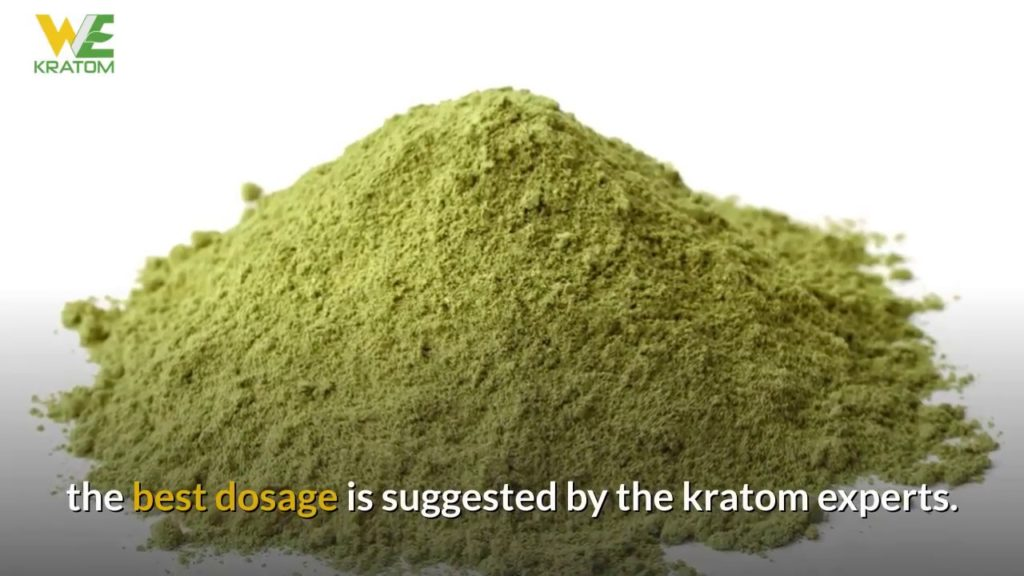 A Beginners Kratom Dosage Guide