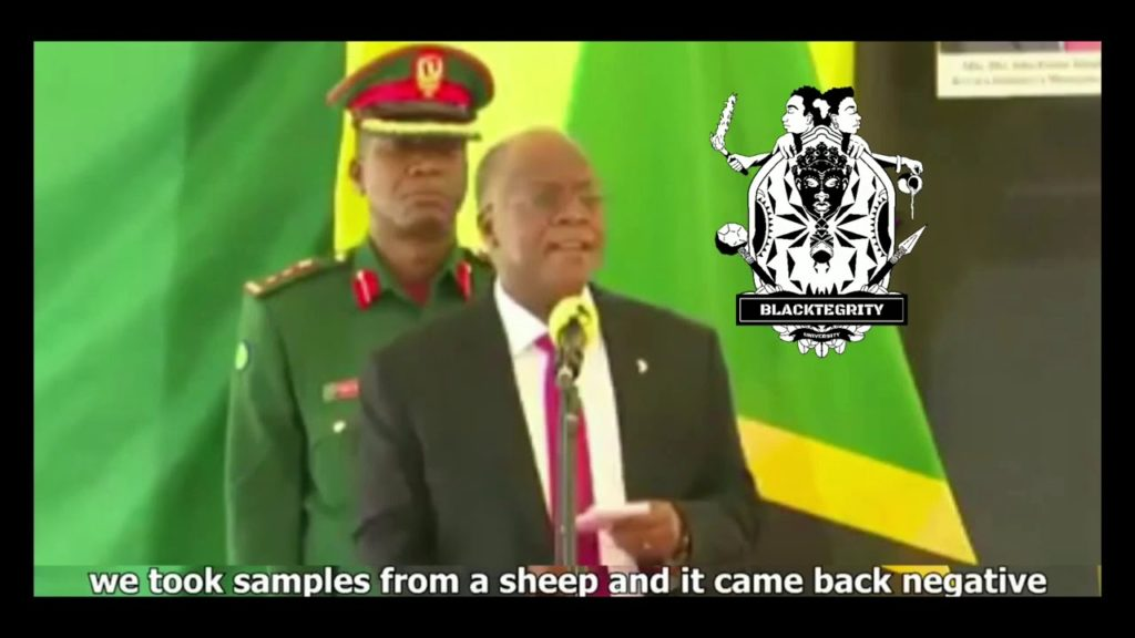 Animals & Fruit Test Positive For Virus! Tanzania's Leader EXPOSED Labs Corruption By Tricking Them