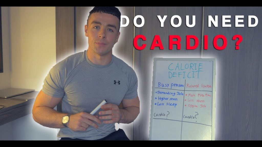 DO YOU NEED CARDIO TO LOSE FAT? Steady State OR HIIT?