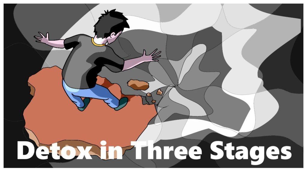 Detox in Three Stages - A Methadone, Kratom & Ibogaine Trip Report