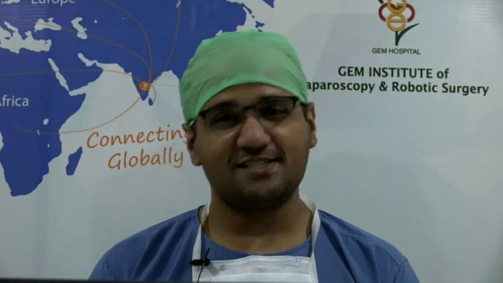 Gasteroesophageal Reflux Disease Prevention and Treatment - Dr.C.G.Sridhar GEM Hospital