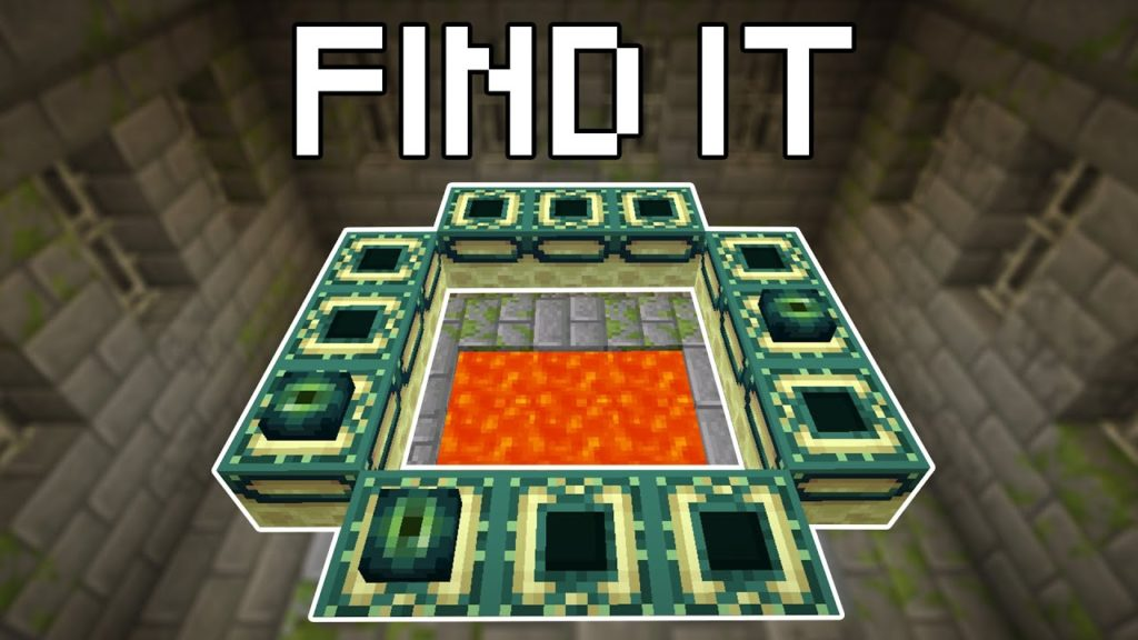 How to find the End Portal in Minecraft (PC/XBOX/PS4/MCPE)