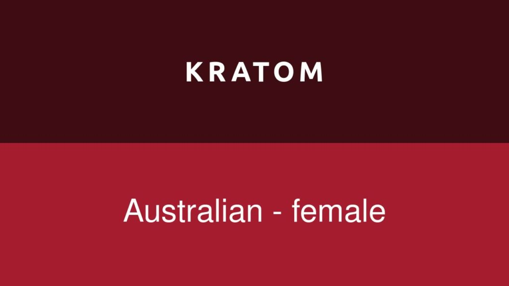 How to pronounce kratom in different English accents?