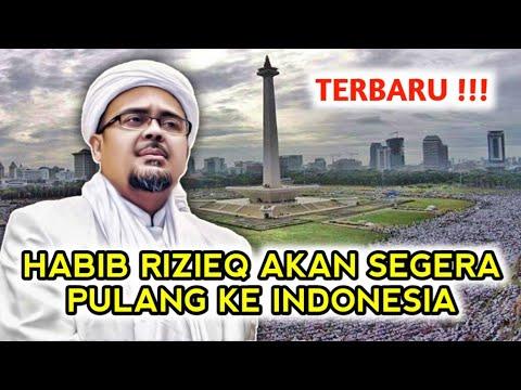 Ketum FPI sampaikan kepulangan Habib Rizieq