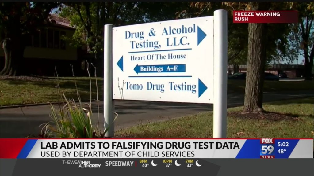Local drug testing lab fires 2 workers over records falsifications