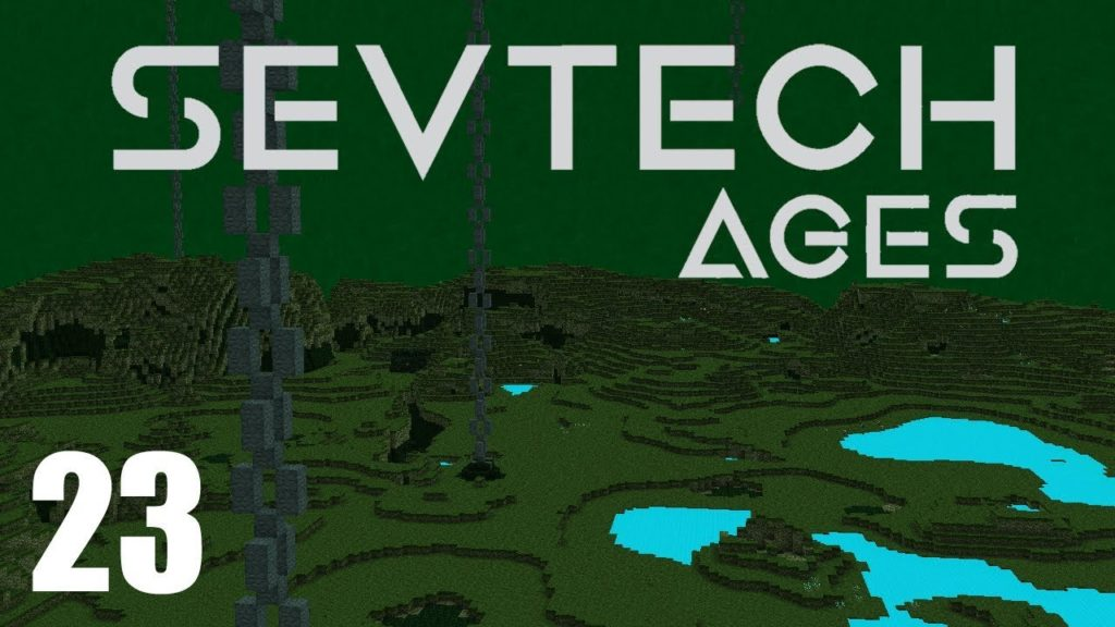 SevTech: Ages |#23| Abyssal Wasteland & Asorah